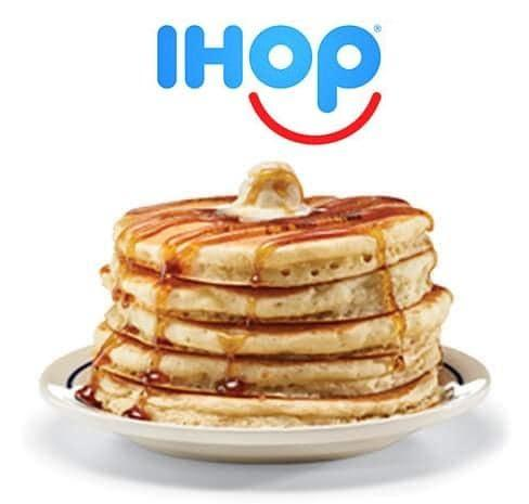 IHOP Sponsored the Ride